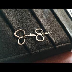 Jessica Simpson Black Wallet